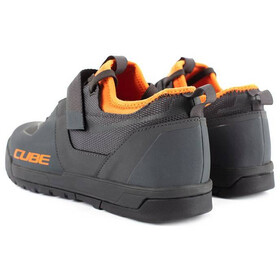 Cube GTY Strix Shoes Unisex grey'n'orange